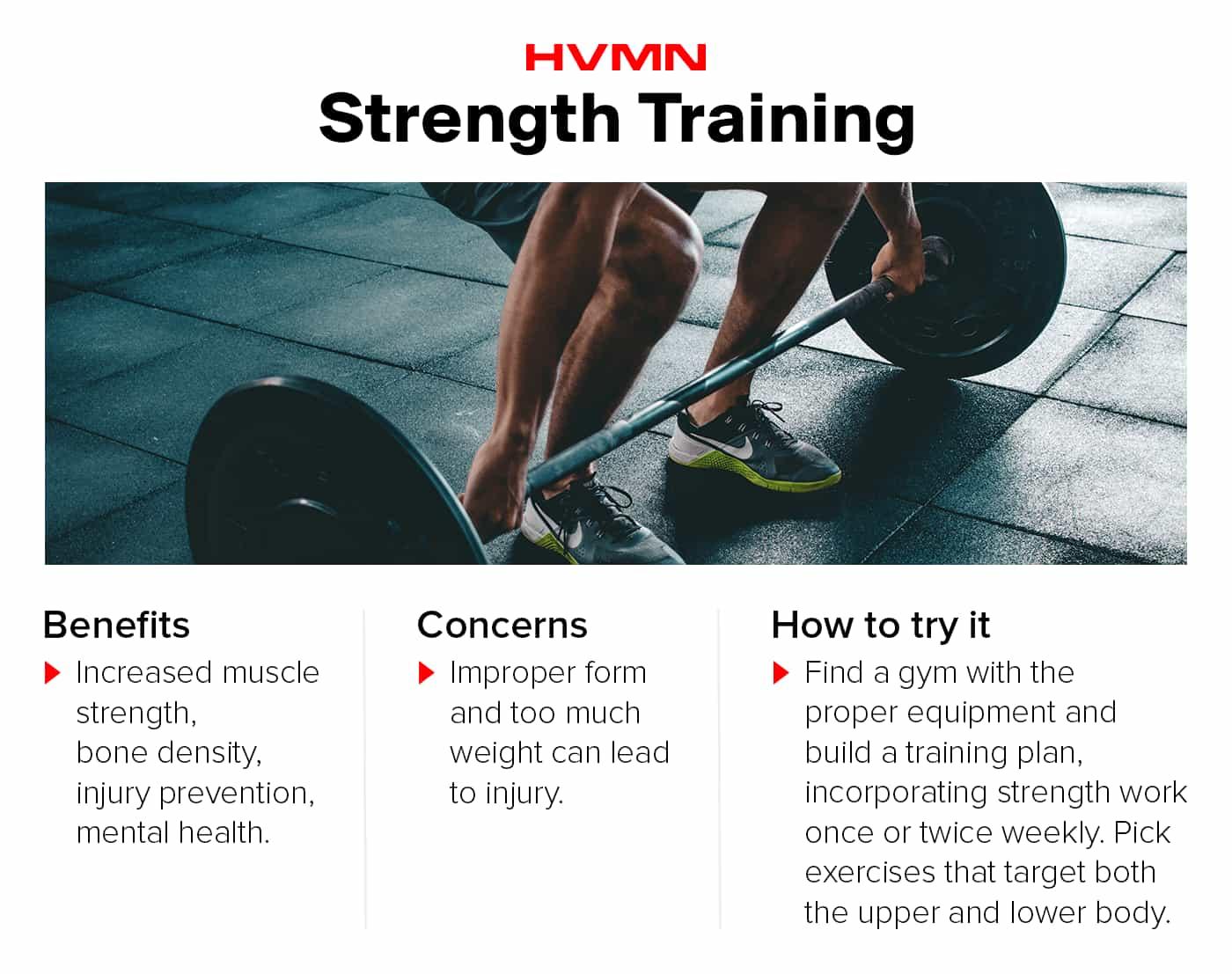 HVMN Cross Training 5