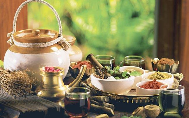 Ayurveda - Health and Wellness Trends 2019